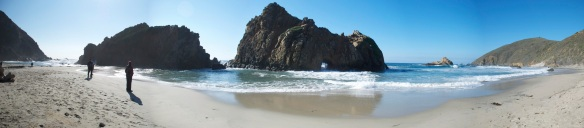 Pfeiffer Beach Panorama
