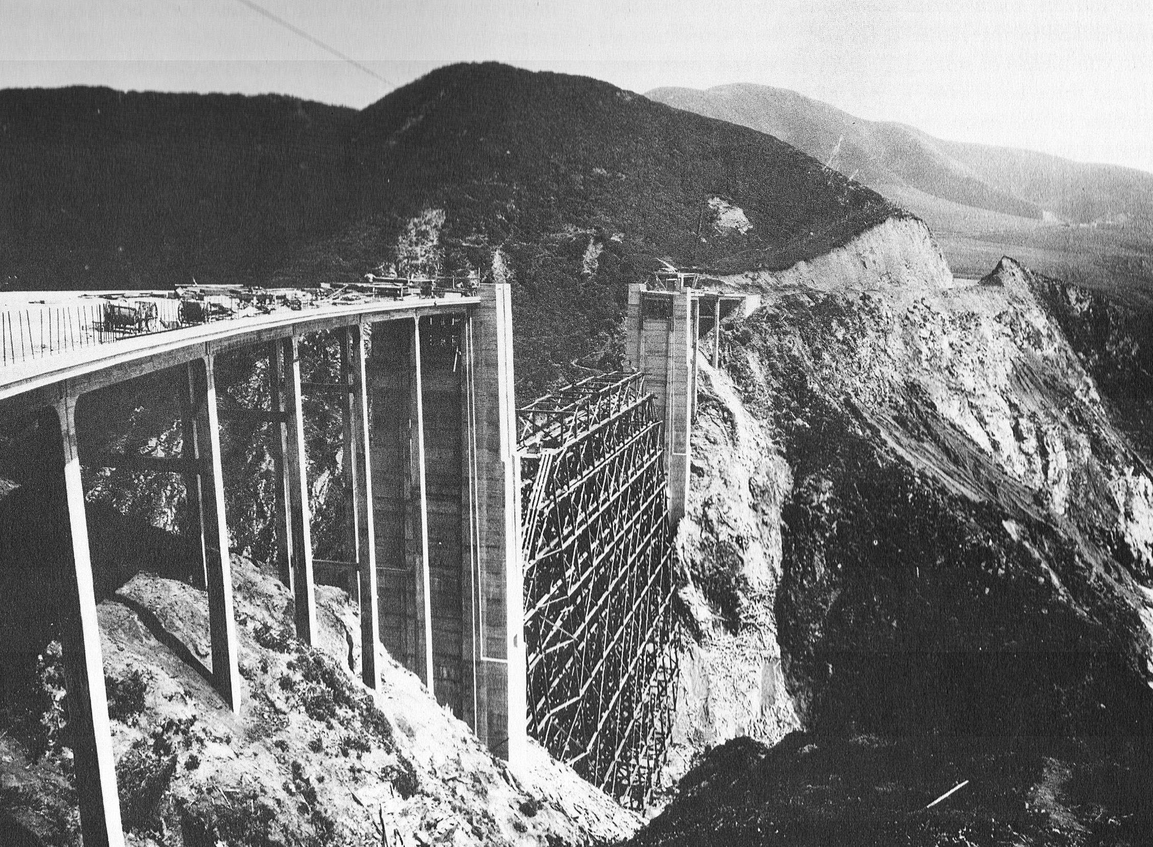 bixby bridge construction images reverse search