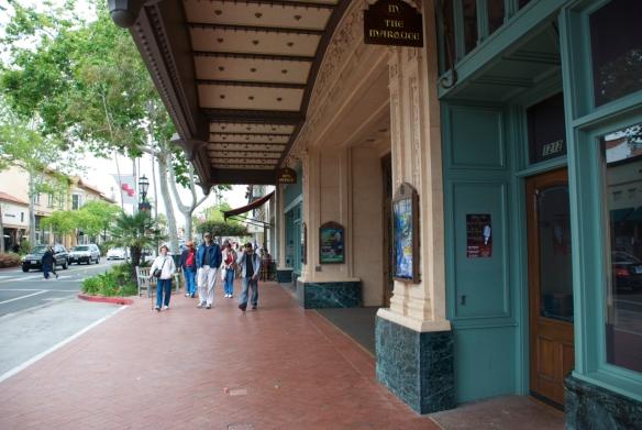 Granada Theatre, Santa Barbara